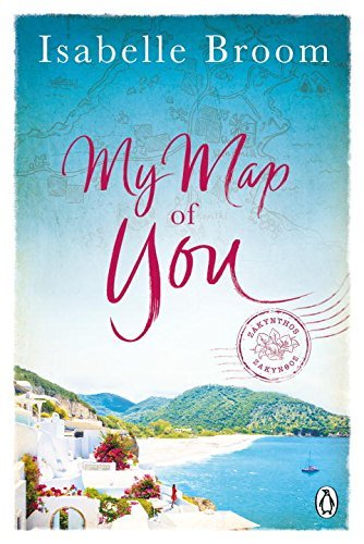 """My Map of You by Isabelle Broom (2016-04-21)"" av Isabelle Broom"