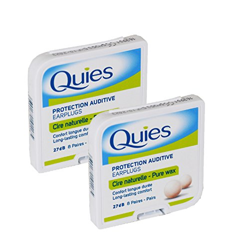 Quies Ear Plugs 8 Pairs-PACK OF 2 [Personal Care] by Quies by Quies (Image #3)