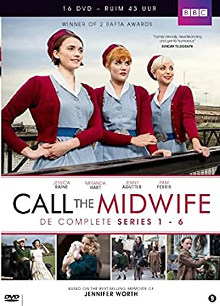 Call the Midwife - Complete Collection Series 1 + 2 + 3 + 4 + 5 + ...