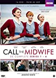 Call the Midwife - Complete Collection Series 1 + 2 + 3 + 4 + 5 + 6 + Christmas Specials (16 DVD Box Set) [Dutch Import]