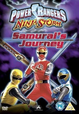 Power Rangers Ninja Storm: Samurais Journey DVD by Pua ...