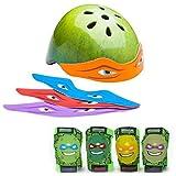 Best Teenage Mutant Ninja Turtles Kid's Bikes - Teenage Mutant Ninja Turtles TMNT Kids Skate / Review