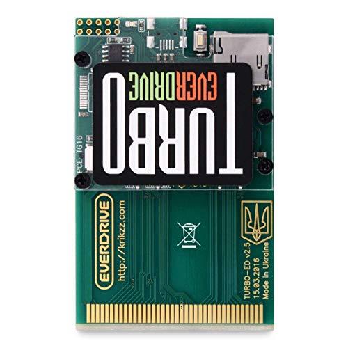 Amazon com: Turbo EverDrive v2 Flash Cartridge Card for