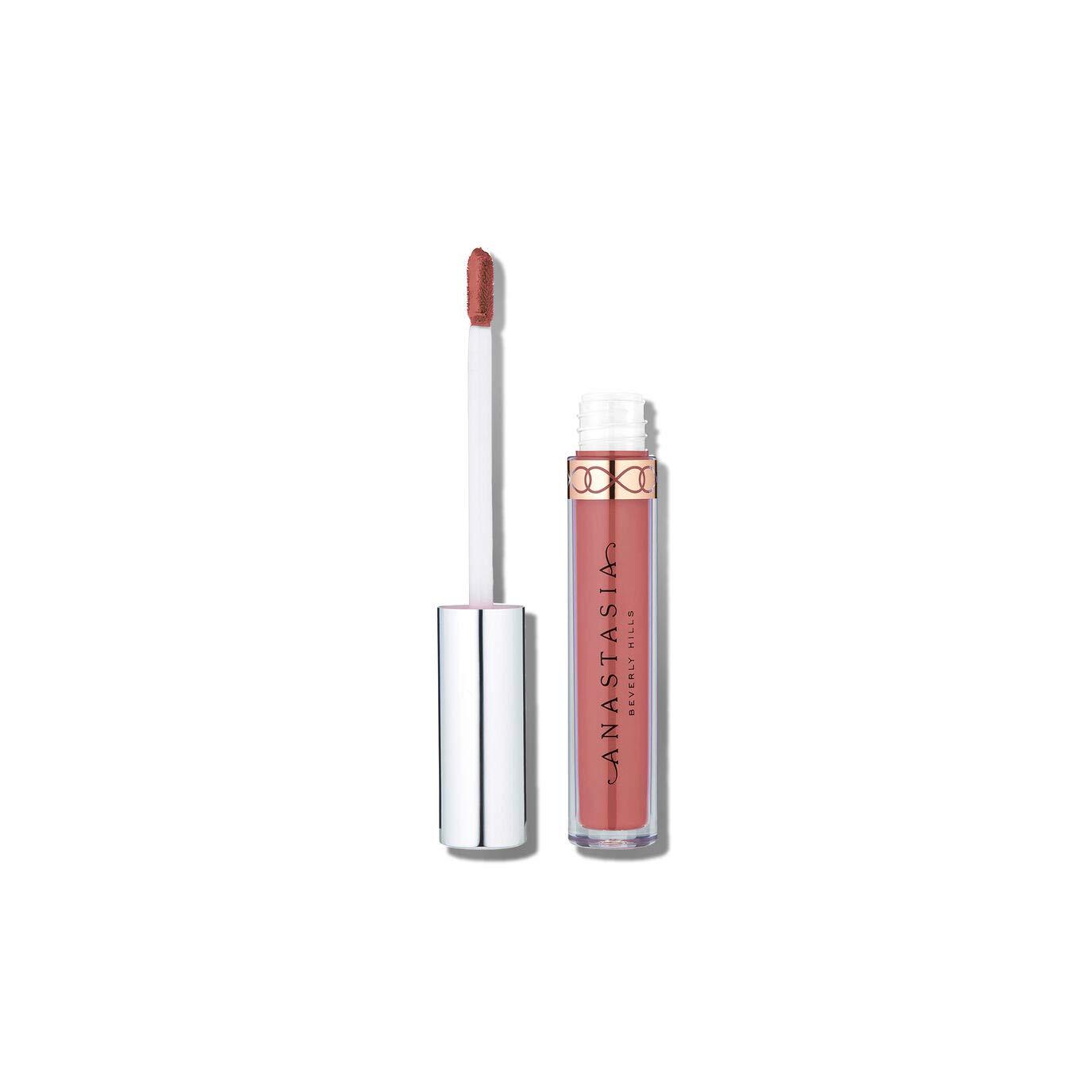 Anastasia Beverly Hills - Liquid Lipstick - Crush - Soft beige
