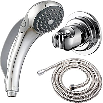 44c460860 Deliao Elderly Handheld Shower Head Designed For Disabled Pregnant Woman  Gravidas With 79-Inch Hose