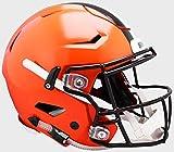 Riddell NFL Cleveland Browns Speedflex Authentic Helmet