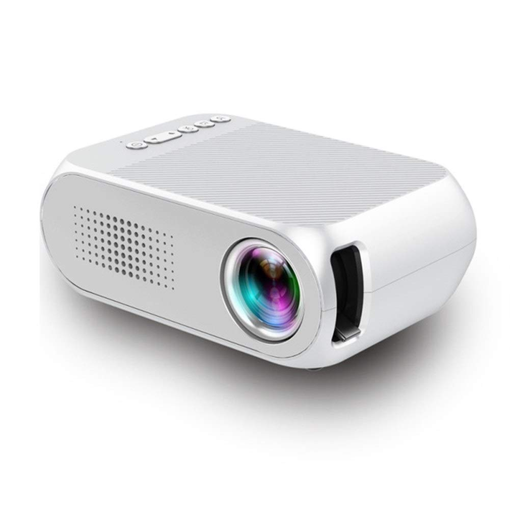 Amazon.com: QFTFX Portable Video Wireless Projector 500LM ...