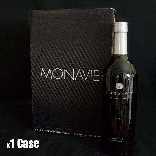 Monavie Mx - 1 Case (4 Bottles) by MonaVie MX