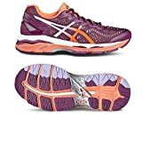 Asics Gel Kayano 23 Women's Running Shoes, Purple, UK5