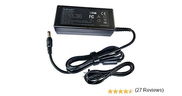 UpBright 19V AC/DC adaptador de repuesto para Samsung HW-K360 HW-K850 HW-K950 HW-M4500 HW-M360 HW-M4510 HW-M4511 HW-M4501 J4500 UN32J4500 J4000 UN32J4000 A4819_FDY BN44-00835A barra de sonido 19VDC fuente de alimentación: Amazon.es: Electrónica