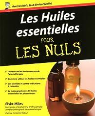 Les Huiles essentielles par Elske Miles