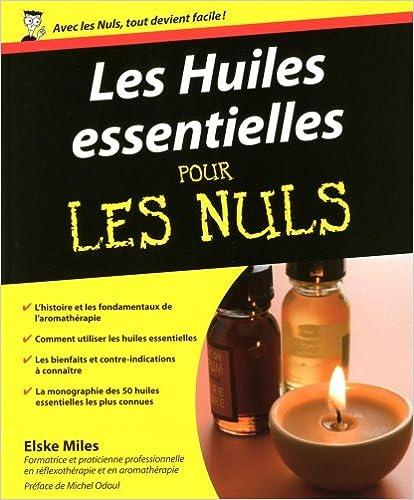 Ebook Kindle télécharger le format Les Huiles essentielles pour les Nuls 2754015965 iBook