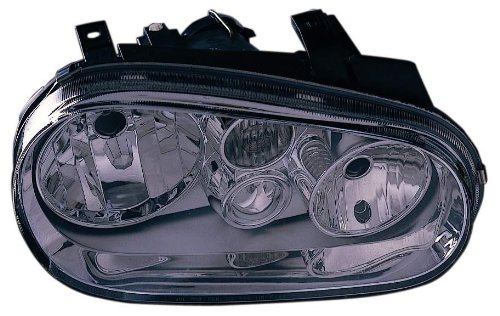 Depo 341-1108L-AS Volkswagen Driver Side Replacement Headlight Assembly