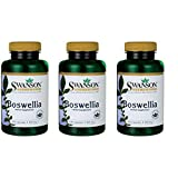 Swanson Boswellia 400 mg 100 Caps 3 Pack Review