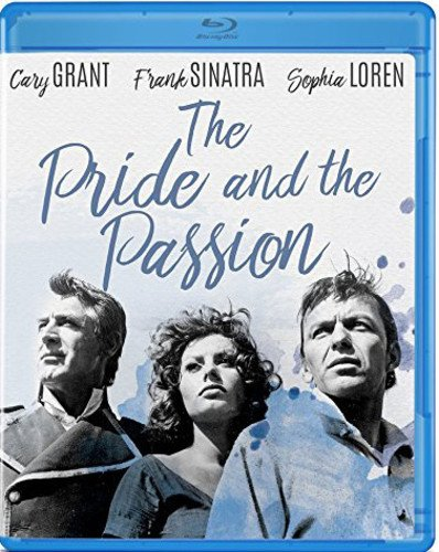 The Pride and the Passion [Blu-ray]
