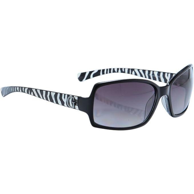 GUESS GU7012BLK-35A, Gafas de Sol para Mujer, Black, 61: Amazon.es: Ropa y accesorios