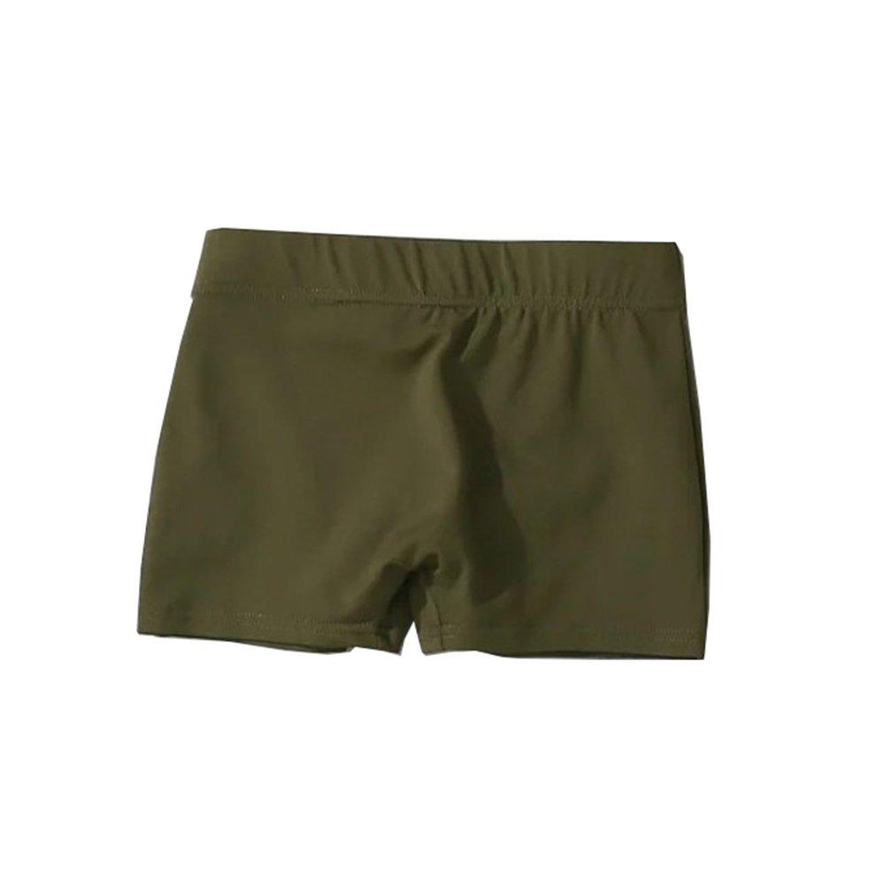 4d460b55f8 laamei Short de Yoga Danse Boxer de Sport Shorty Pantalon Court élastique  Super Doux sous Vêtement pour Femme