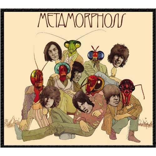 Metamorphosis Remastered Rolling Stones