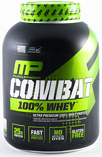 MusclePharm Combat Protein Powder Vanilla product image