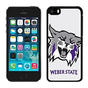 LJF phone case New Iphone 5c Case Ncaa Big Sky Conference Weber State Wildcats 2
