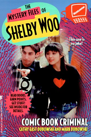 Comic Book Criminal - Book #7 of the Mystery Files of Shelby Woo