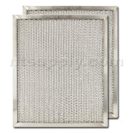 (Aluminum Range Hood Filter -8 3/4