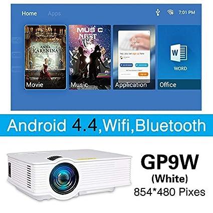 Amazon.com: LCD Projectors - LED GP9 Mini Projector Wired ...
