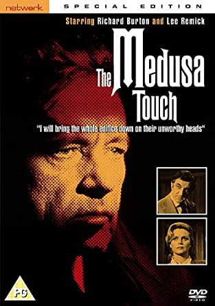The Medusa Touch (film) The Medusa Touch DVD Amazoncouk Richard Burton Lino Ventura