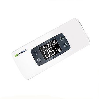MXBAOHENG - Nevera portátil para nevera de coche con termostato de ...