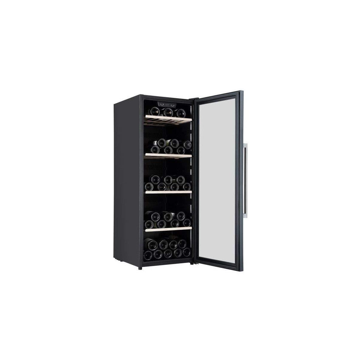Continental edison cecwc105 - Cave a vin de Service - 105 Bouteilles - Pose Libre - Classe b - l 48 x h 128,5 cm