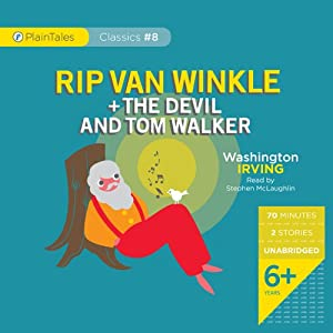 Rip Van Winkle and The Devil and Tom Walker Audiobook