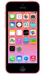 "Apple iPhone 5C - Smartphone libre iOS (pantalla 4"", cámara 8 Mp, 16 GB, Dual-Core 1.3 GHz, 1 GB RAM), rosa"
