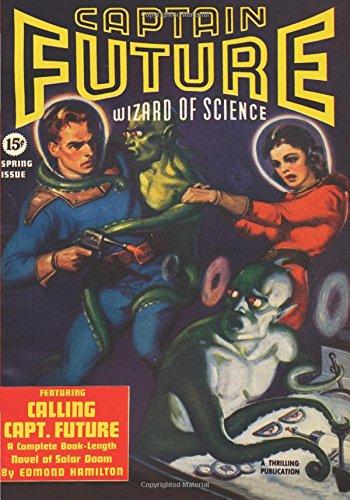 Captain Future - Spring/40: Adventure House Presents: