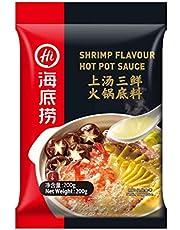 Hai Di Lao Shrimp Flavor Hot Pot Seasoning, 200g