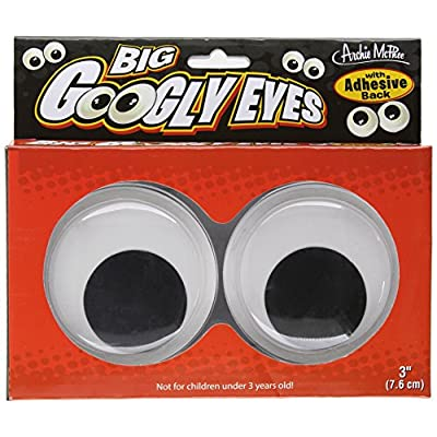 Accoutrements Big Googly Eyes: Toys & Games