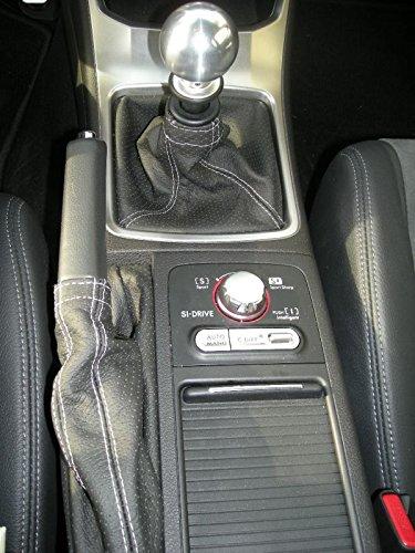 Amazon.com: Subaru Impreza 2011-16 STI (6 marchas) bota/funda para palanca de cambios de RedlineGoods: Automotive