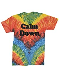 Expression Tees You Need to Calm Down Mens T-Shirt