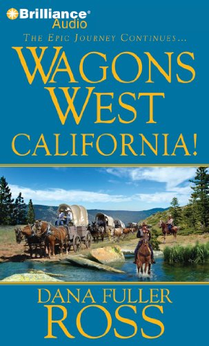 Wagons West California! (Wagons West Series), used for sale  Delivered anywhere in USA