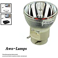 AWO Premium Projector Bare Lamp Bulb BL-FP230I BL-FP230D BL-FP230H BL-FP230G BL-FP230F SP.8MQ01GC01 BL-FP230J For OPTOMA HD300X HD33 HD3300 HD23 GT750 GT750E TX565UT-3D TW610ST TX610ST HD20 HD22 HD23