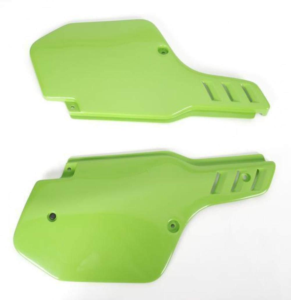 for Kawasaki SD CVR KX125-500 88-89 GN UFO KA02713026 Replacement Plastic