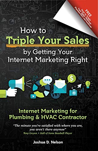 Internet Marketing for Plumbing & HVAC Contractor  by Joshua Nelson ebook deal