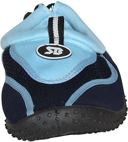Starbay Herren Wasserschuhe Blau