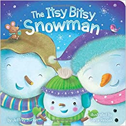 Image result for the itsy bitsy snowman