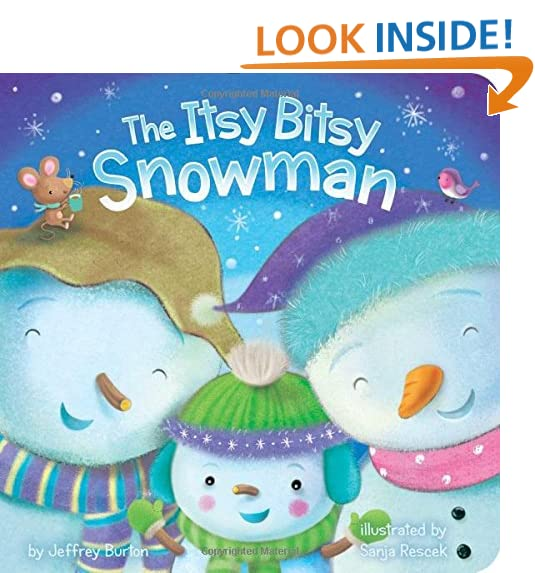1 The Itsy Bitsy Snowman