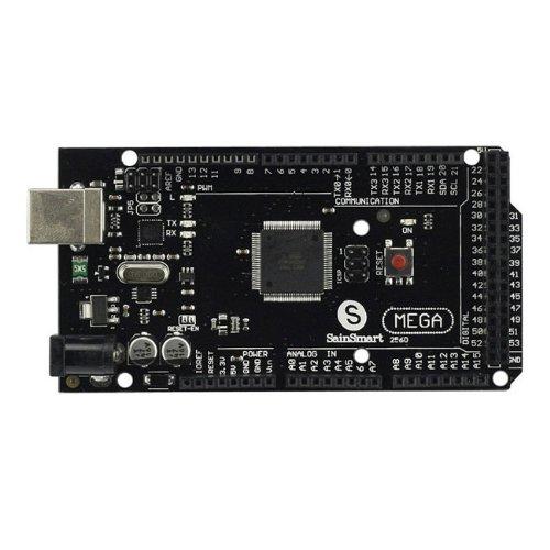 SainSmart MEGA 2560 R3 Board ATmega2560 ATMEGA16U2 + USB Cable Compatible With Arduino by SainSmart