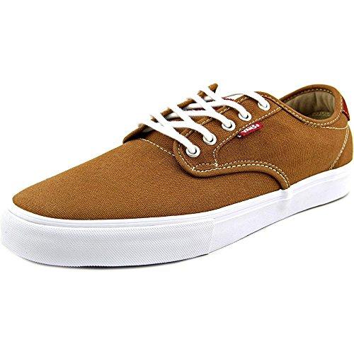 Red Sneakers Vans Chima Mens Pro Ferguson Rubber Skateboarding Cork 4Ca48v