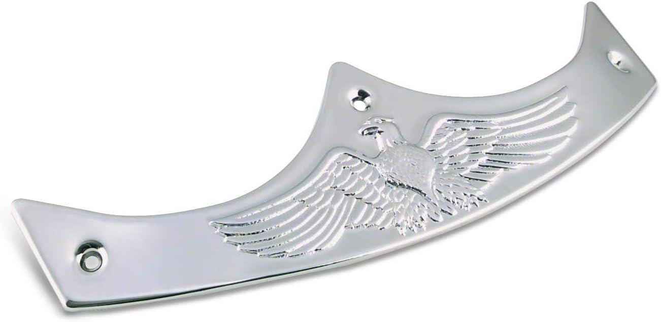 Eagle Chrome Front Fender Tip fits Harley-Davidson