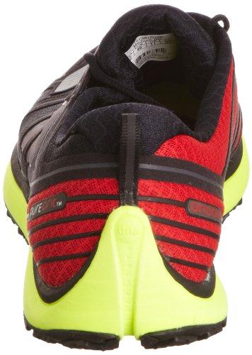 Brooks Pure Grit - Zapatillas de correr de material sintético hombre negro - plateado/negro