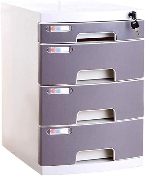 Caja de almacenamiento de datos con cerradura para oficina ...