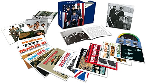 The Beatles - The U.S. Albums [13CD Box Set] (2014) [CD FLAC] Download